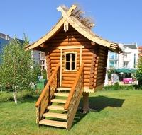 Детски дървени къщички