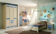 Италианска детска стая Beverly ACQUAMARINA